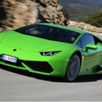 Register to Win a Drive In A Lamborghini
