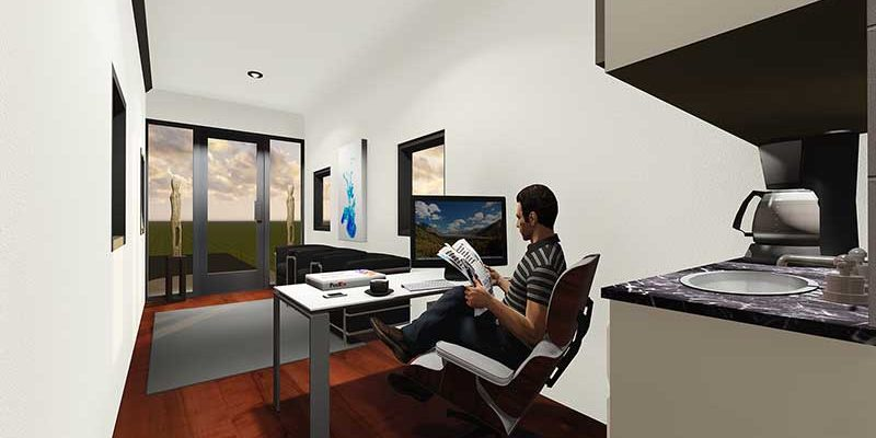 small office space at low cost | box office warehouse suites Small Office Space