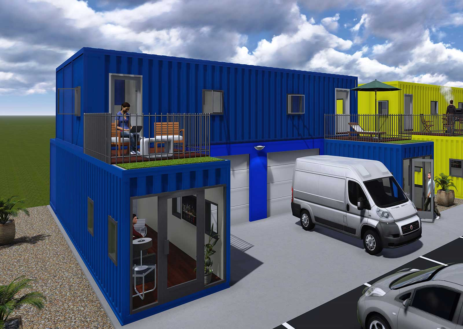 Warehouse space box office warehouse suites - Small business office space for rent decor ...