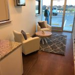 Small office shop available at Box Office Warehouse Suites at a low price of $875 per month