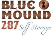 blue mound 287 storage
