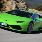 Register to Win a Drive In A Lamborghini